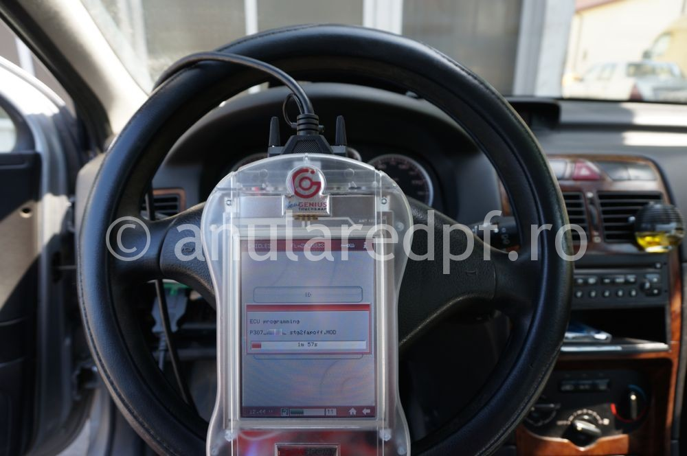 Anulare Fap Peugeot 307 - 11