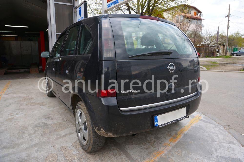 Anulare dpf Opel Meriva 1.3cdti - 4
