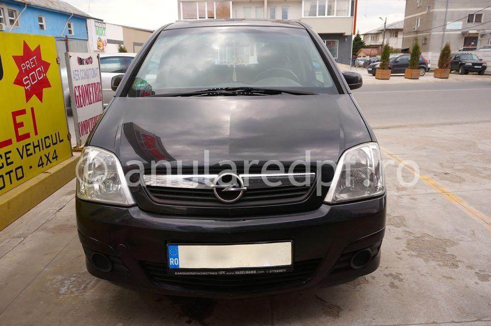Anulare dpf Opel Meriva 1.3cdti - 5