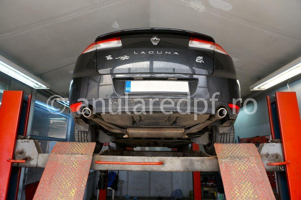 Anulare dpf Renault Laguna 3 - 1