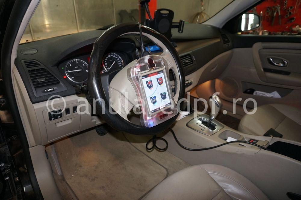 Anulare dpf Renault Laguna 3 - 2