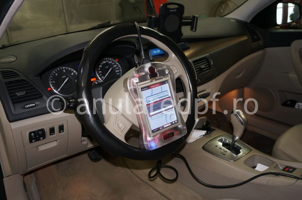 Anulare dpf Renault Laguna 3 - 3