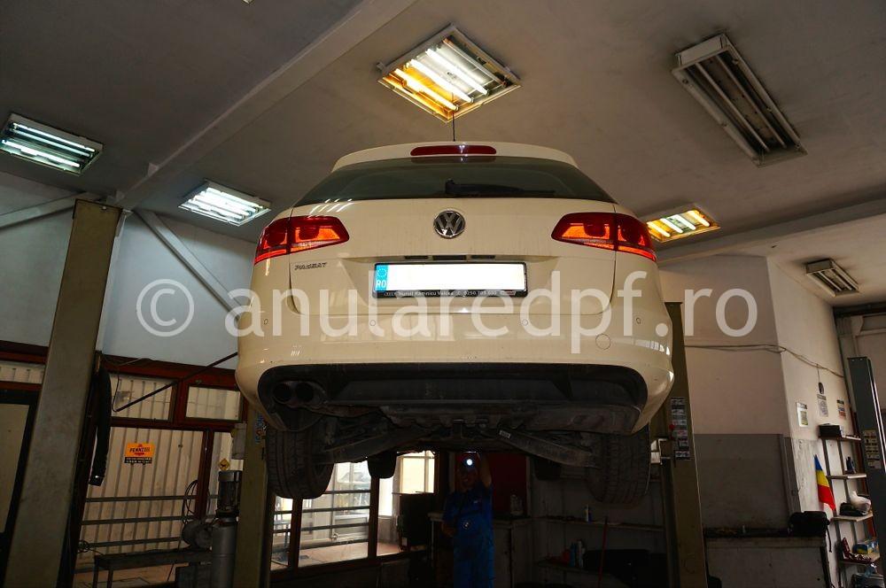 Anulare dpf Volkswagen Passat - 10