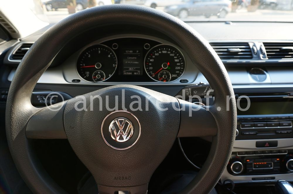 Anulare dpf Volkswagen Passat - 17