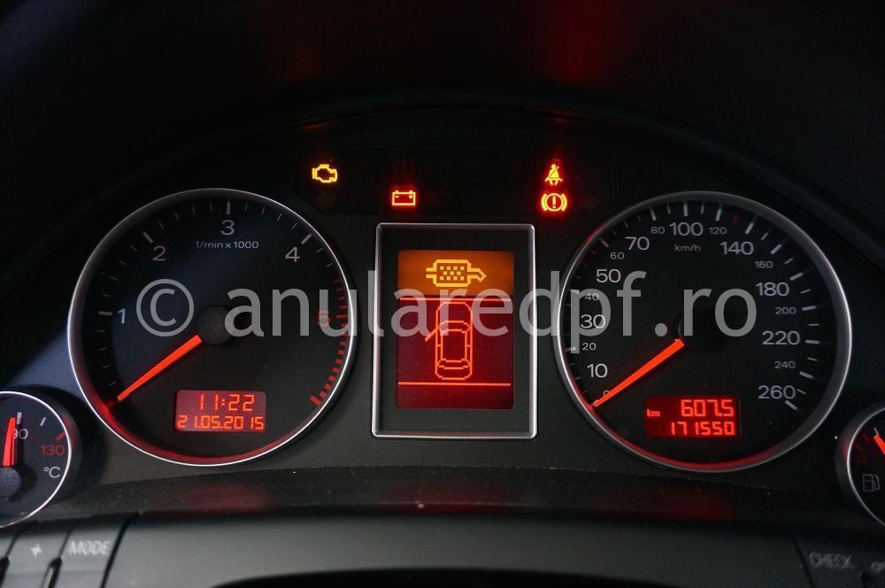 Anulare filtru de particule Audi A4 - 32
