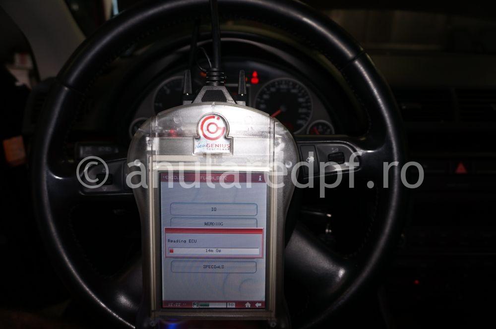 Anulare filtru de particule Audi A4 - 35