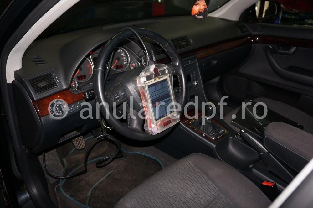 Anulare filtru de particule Audi A4 - 37
