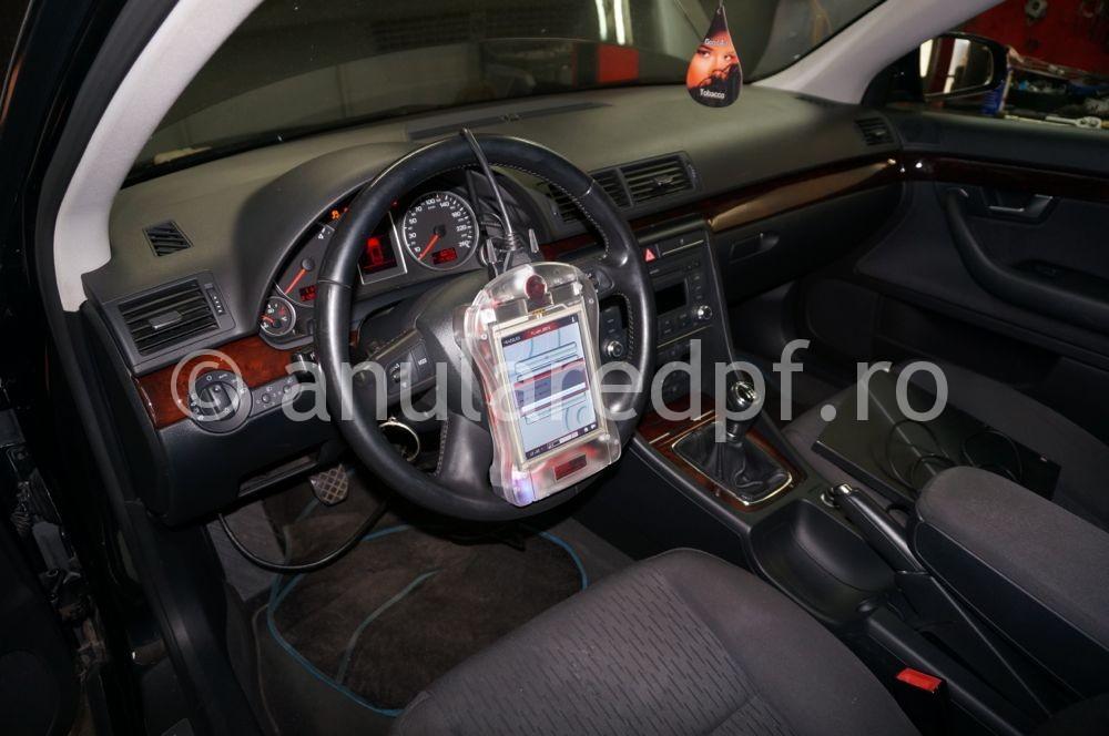 Anulare filtru de particule Audi A4 - 39