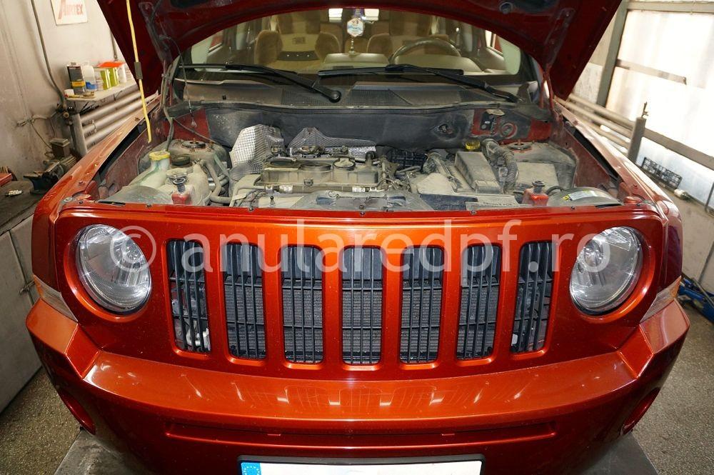 Anulare filtru de particule Jeep Patriot - 24