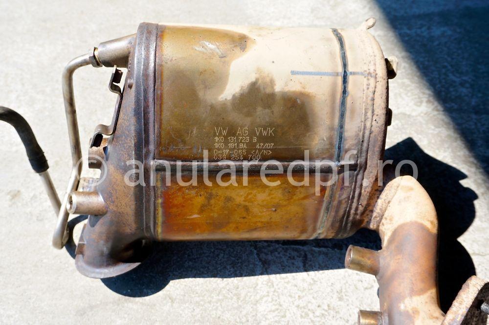 Anulare filtru de particule Jeep Patriot - 30