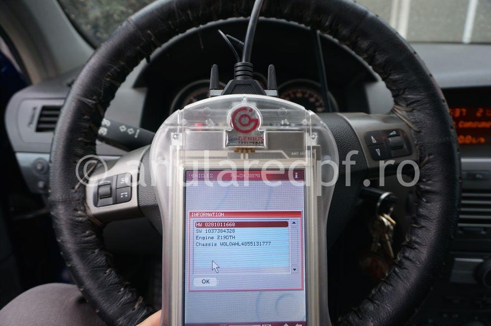 Anulare filtru de particule Opel Astra H - 26