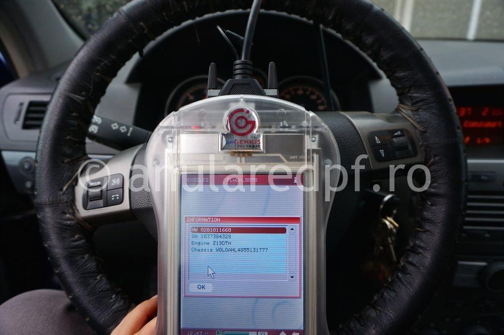 Anulare filtru de particule Opel Astra H - 27