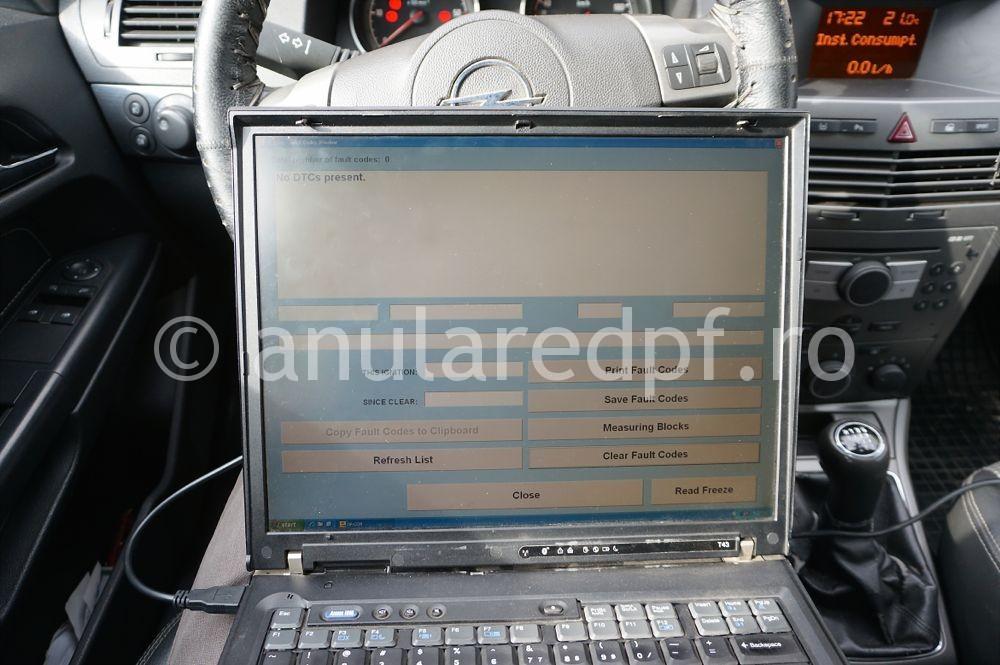 Anulare filtru de particule Opel Astra H - 29