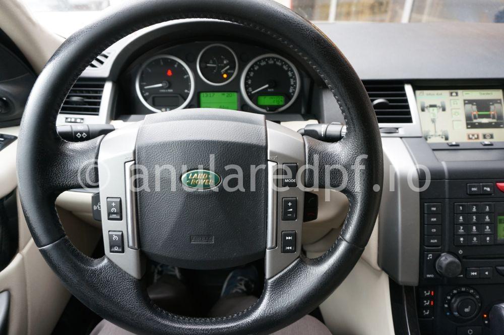 Anulare filtru particule Range Rover Sport - 01