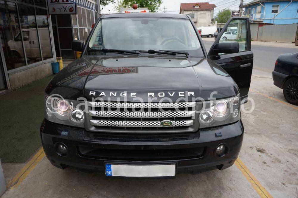 Anulare filtru particule Range Rover Sport - 10