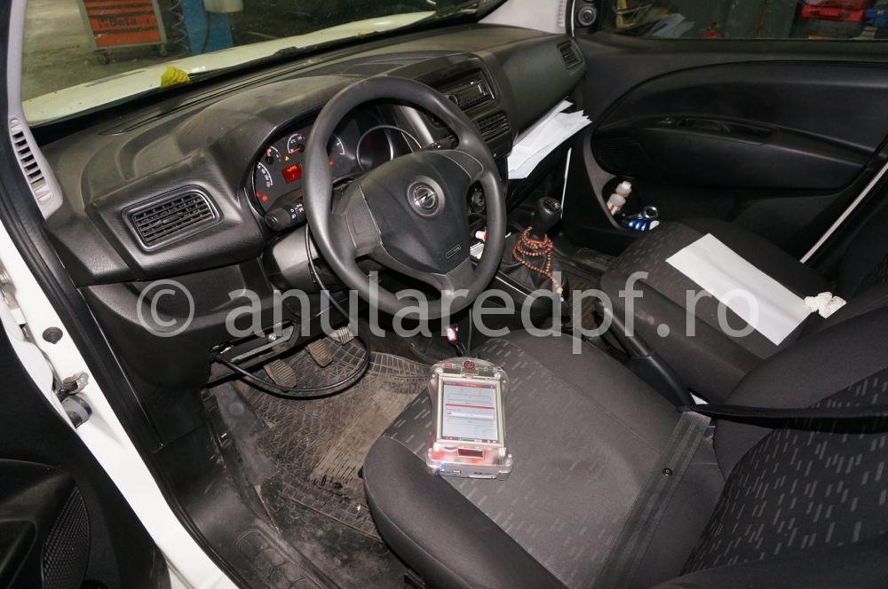 Anulare dpf Opel Combo - 02