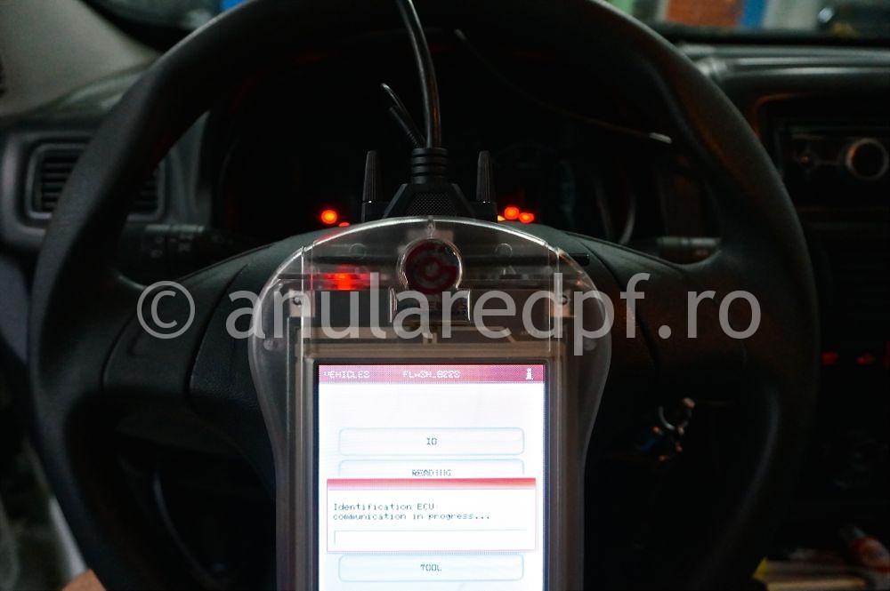 Anulare dpf Opel Combo - 05
