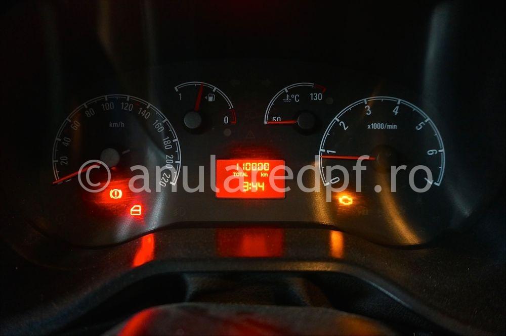 Anulare dpf Opel Combo - 06