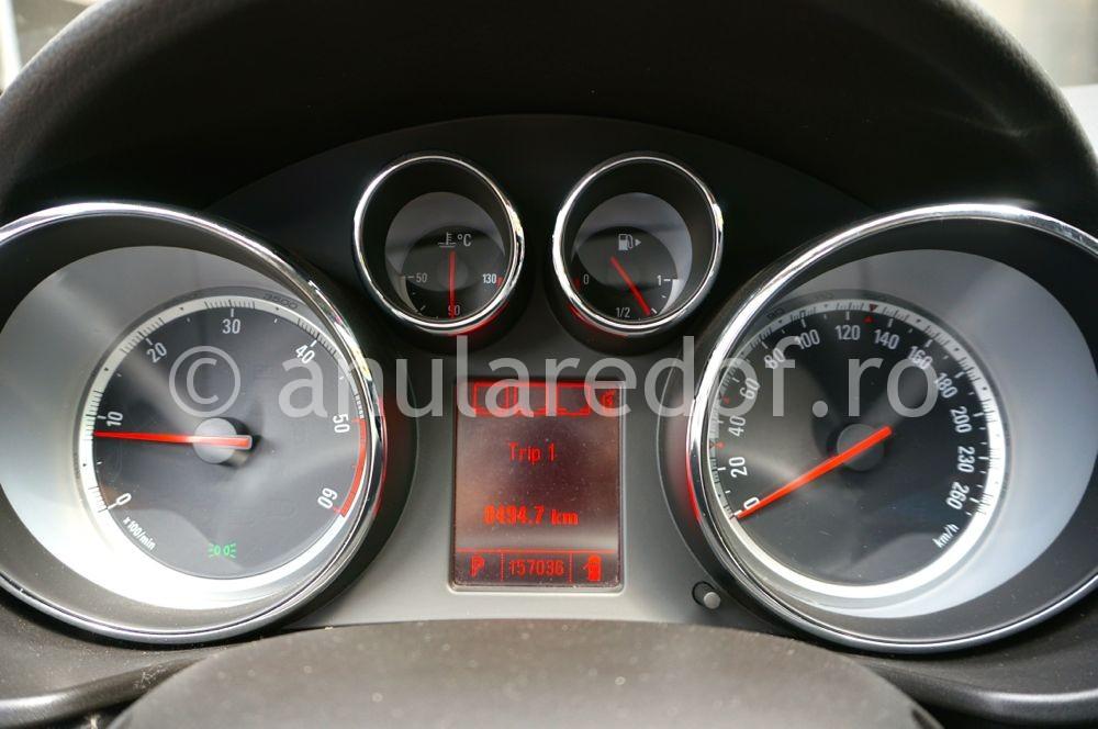 Anulare dpf Opel Insignia - 01
