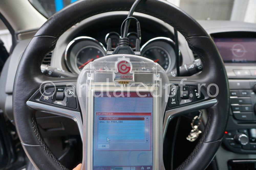 Anulare dpf Opel Insignia - 02