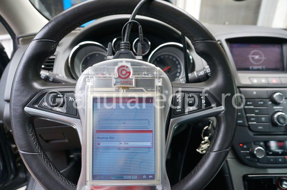 Anulare dpf Opel Insignia - 03