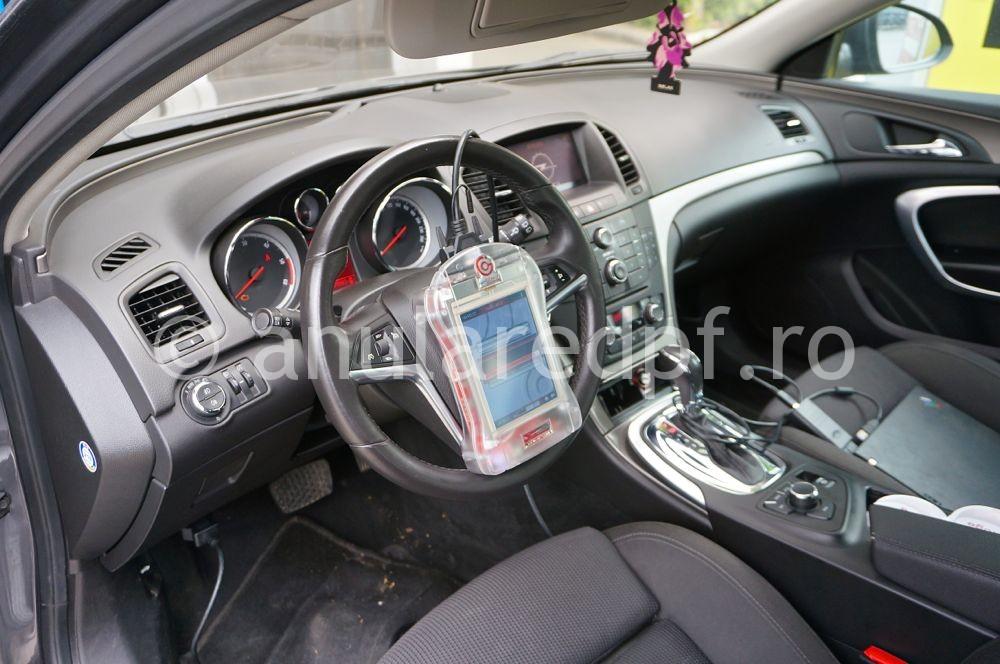 Anulare dpf Opel Insignia - 04
