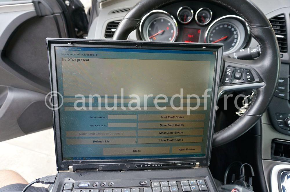 Anulare dpf Opel Insignia - 07