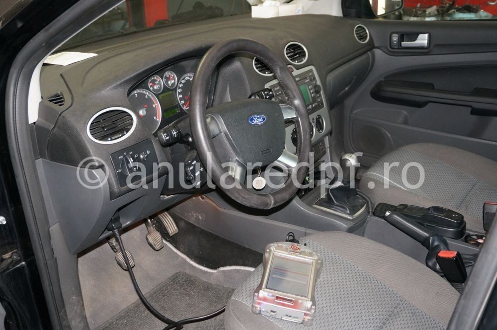 Anulare filtru de particule Ford Focus - 178