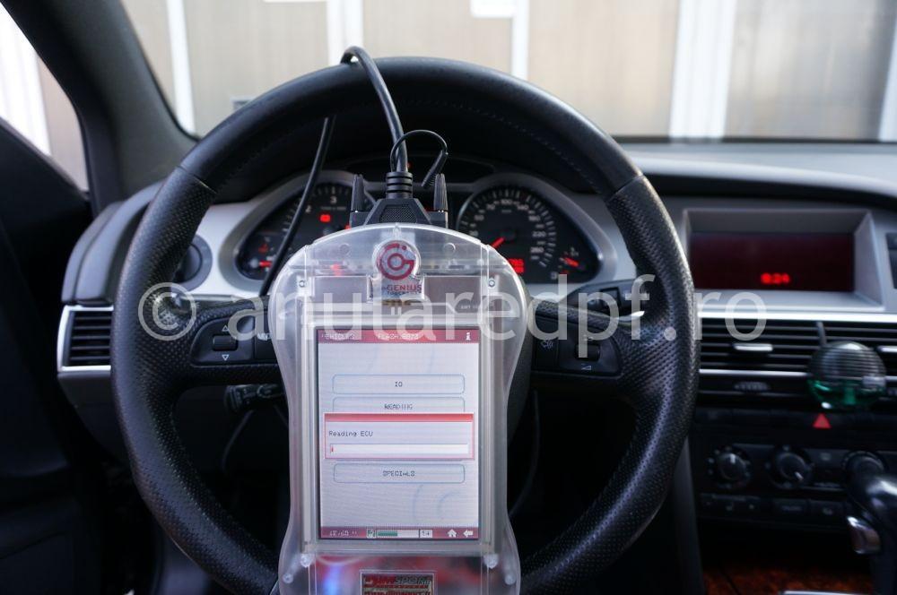 Anulare filtru de particule Audi A6 - 31