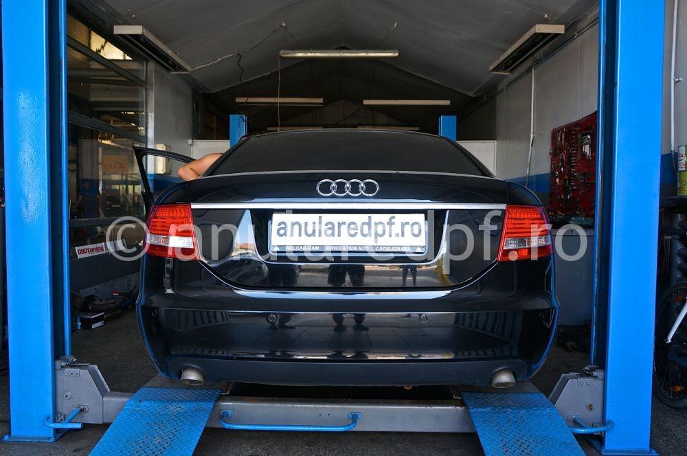 Anulare filtru de particule Audi A6 - 34