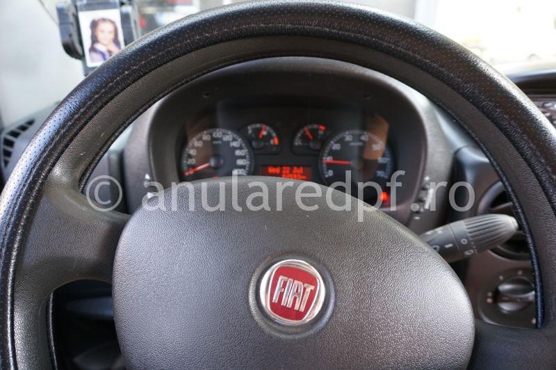 Anulare dpf Fiat Doblo - 31