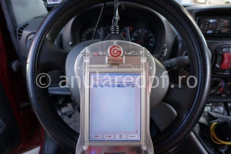 Anulare dpf Fiat Doblo - 32