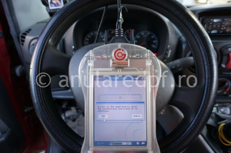 Anulare dpf Fiat Doblo - 33