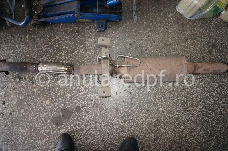 Anulare dpf Fiat Doblo - 38