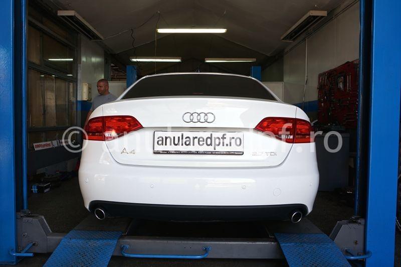 Anulare filtru de particule Audi A4 - 45
