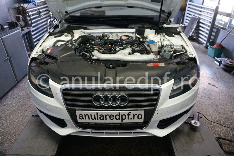 Anulare filtru de particule Audi A4 - 46