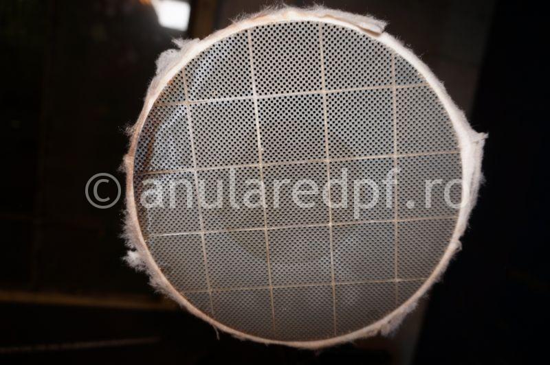 Anulare filtru de particule Audi A4 - 49