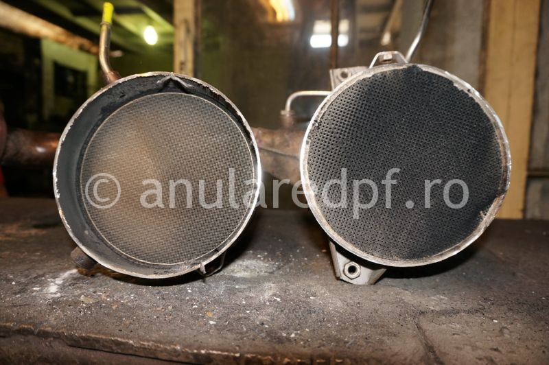 Anulare filtru de particule Ford Focus - 187