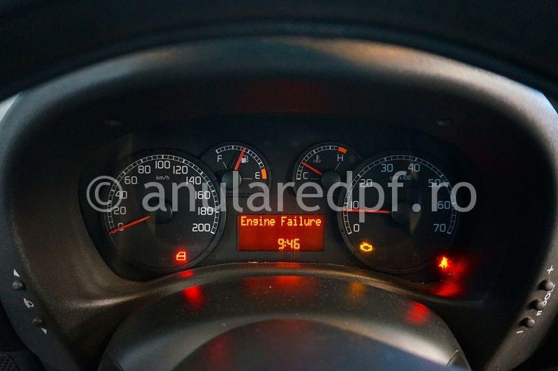 Anulare dpf Fiat Doblo - 43