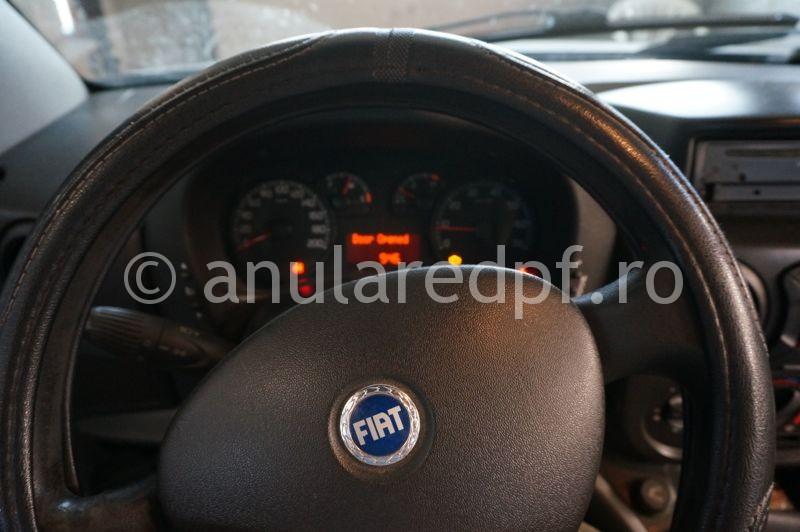 Anulare dpf Fiat Doblo - 44