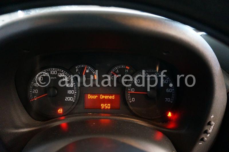 Anulare dpf Fiat Doblo - 47