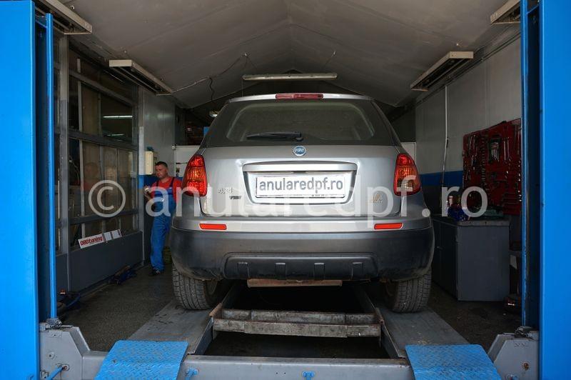 Anulare dpf Fiat Sedici - 09