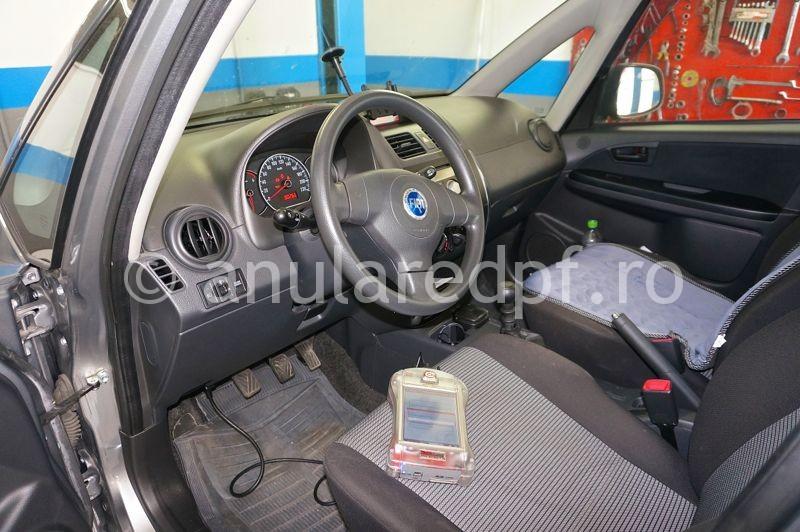 Anulare dpf Fiat Sedici - 12