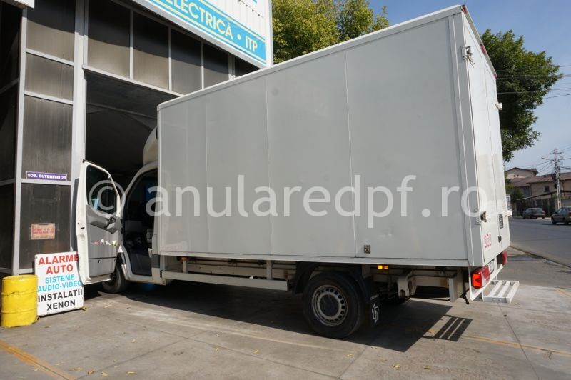 Anulare dpf VW Crafter - 54