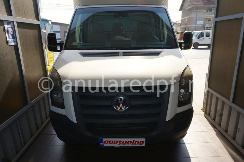 Anulare dpf VW Crafter - 55