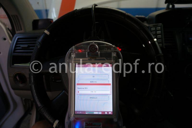 Anulare dpf VW T5 2.5TDi - 03