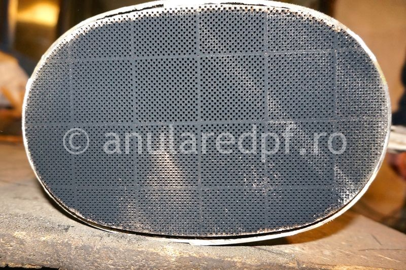Anulare dpf VW T5 2.5TDi - 09