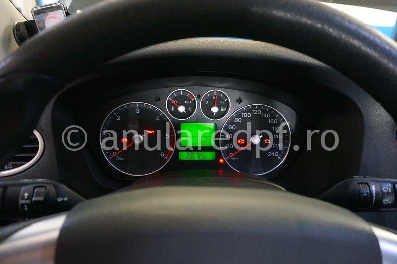 Anulare filtru de particule Ford Focus - 207