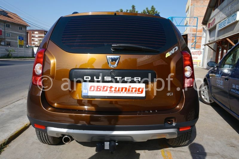 Chiptuning Dacia Duster - 12