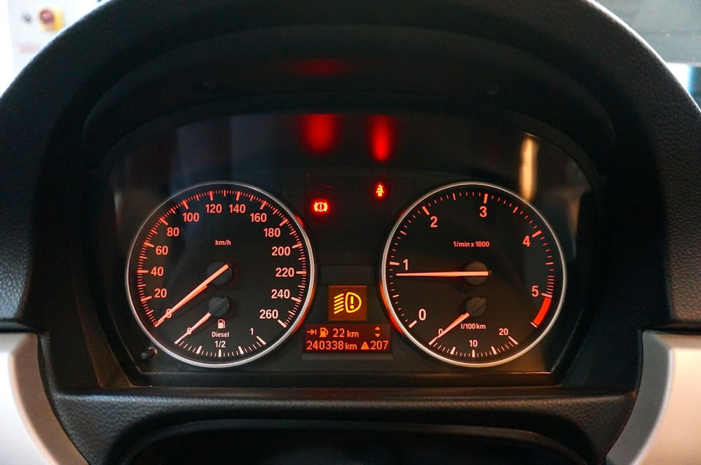 Anulare dpf BMW320d - 10
